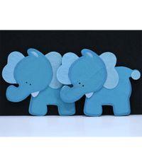 Elephant - Wooden Animal