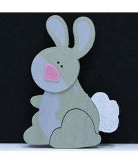 Bunny - Wooden Animal