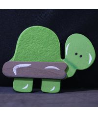 Turtle - Wooden Animal