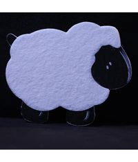 Sheep - Wooden Animal