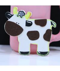 Cow - Wooden Animal