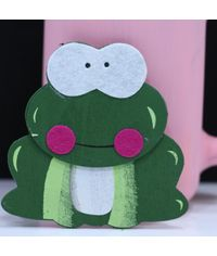 Frog - Wooden Animal