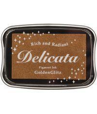 Golden Glitz - Delicata Pigment Ink Pad