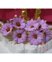 Daisy Flower - Mauve