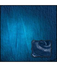 Gemstone - Dimensional Paint - Blue Topaz