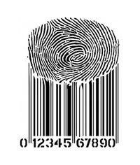 Thumbprint - Stencil