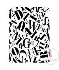 Alphas - Stencil