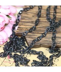 Acrylic Chain - Black