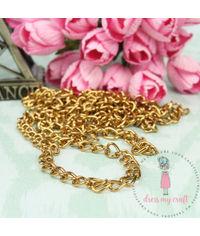 Golden Antique Chain - Thick