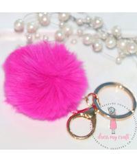 Pom-Pom - Bright Pink