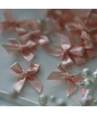 Ribbons Bow - Peach