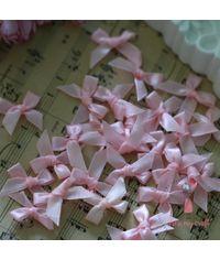 Ribbons Bow - Pink