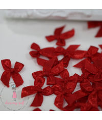 Ribbons Bow - Red