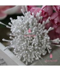 Pastel Thread Pollen - Cotton White