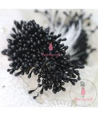 Pastel Thread Pollen - Black