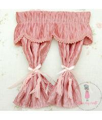 Miniature Cloth Curtains