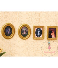 Miniature Antique Frames