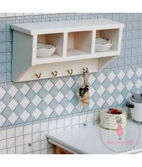 Miniature Bathroom Shelf