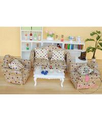 Miniature Sofa Set