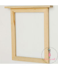 Miniature Anywhere Wooden Frame