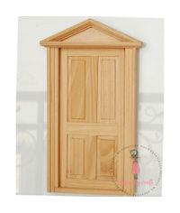 Miniature Anywhere Wooden Door
