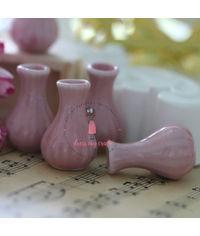 Miniature Pink Big Vase