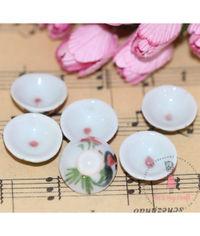 Miniature Printed Bowl Set