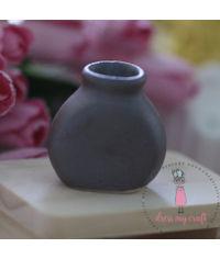 Miniature Terracotta Vase