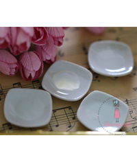 Miniature Square Plates