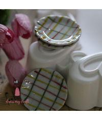 Miniature Check Plates