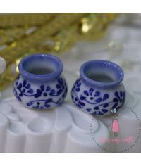Miniature Round Pot