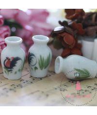 Miniature Printed Vase # 3