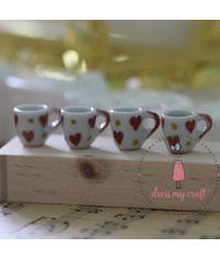 Miniature Coffee Mugs
