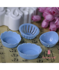 Miniature Set of Baskets - Blue