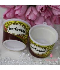 Miniature Ice Cream Tub # 1