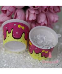 Miniature Ice Cream Tub # 7