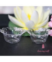 Miniature Curved Serving Bowls