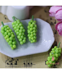Miniature Fruit - Green Grapes