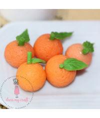 Miniature Fruit - Orange