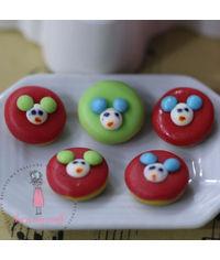 Miniature Dessert  - Mickey Donut