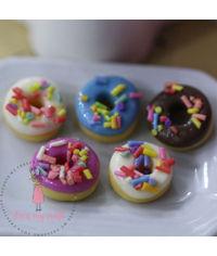 Miniature Dessert - Rainbow Donut