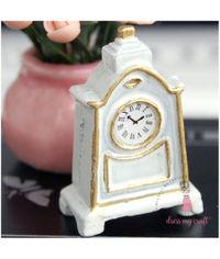 Miniature Antique Clock