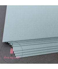 Pastel Blue Textured Cardstock