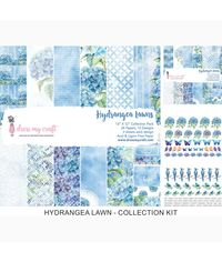 Hydrangea Lawn - Collection Kit