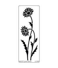 Tall Daisies - Stencils