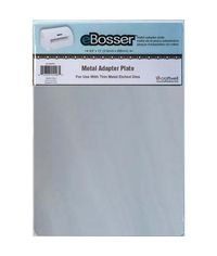 "Cut n'boss Metal Adapter Plate 8.5""X12"""
