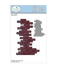 """Bricks, 3.38""""X5.69"""" - Die"""