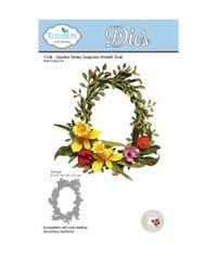 Garden Notes Grapevine Wreath Oval