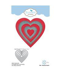 Stitched Hearts - Die