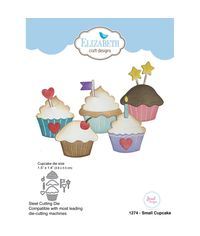 Small Cupcake Die